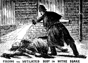 Numéro d'Illustrated police news  20 oct. 1888
