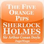 five orange pips